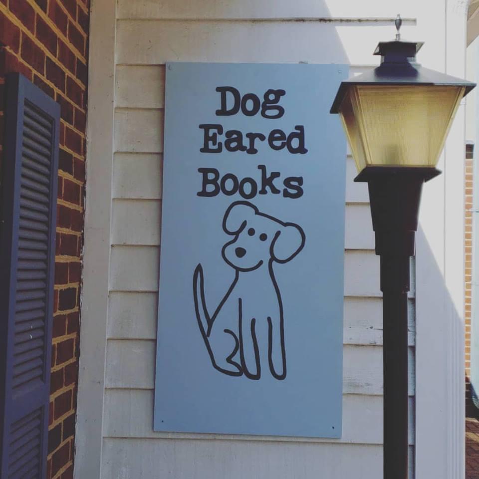 Author Event - Sarah M. Barnes @ Dog Eared Books