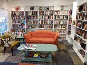 First Thursday's Book Club @ Dog Eared Books