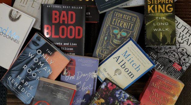 First Thursday's Book Club 4/4/19