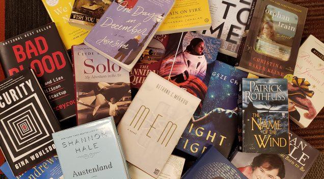 First Thursday's Book Club 6/6/19