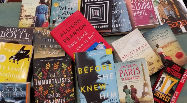 First Thursday's Book Club 7/11/19