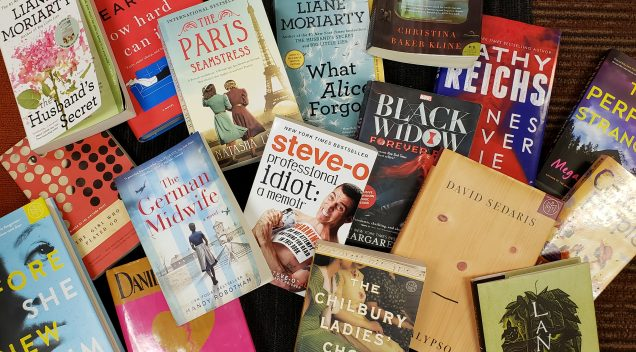 First Thursday's Book Club 8/1/19