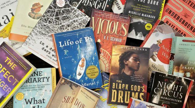 First Thursday's Book Club 10/3/19