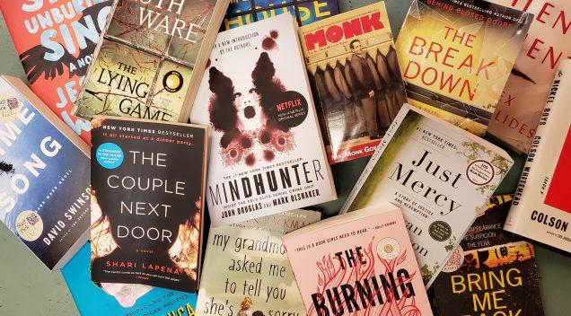 First Thursday's Book Club 2/7/2020