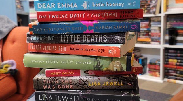 First Thursday's Book Club 4/1/21