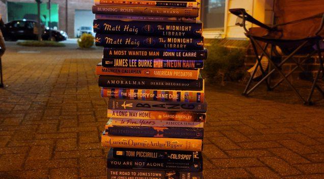 First Thursday's Book Club 5/6/21