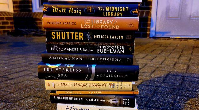 First Thursday's Book Club 7/1/21