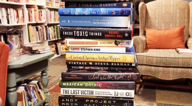 First Thursday's Book Club 10/7/21